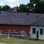 Barn at the Shaker Museum