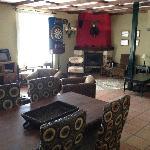Sala de estar común