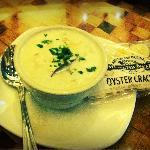 Clam Chowder Soup $3.50