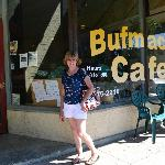 Breakfast at Bufmack's Cafe