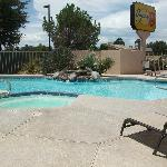 Payson Super 8 Pool