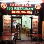 Korean Charcoal BBQ Restaurant