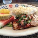 Mahi Mahi--delicious