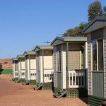 Fully self-contained Cabins