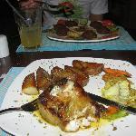 Dinner at Ali Baba