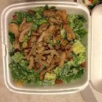 Medium Chicken Caesar Salad