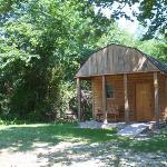 Boo Boo Rustic Cabin