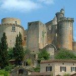 Bonaguil's castle