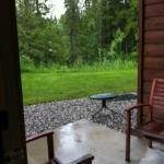 Juniper Lodge - Timberline Lodges - Patio