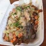 Seafood Chowder Poutine