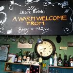 welcoming bar