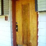 groovy door!