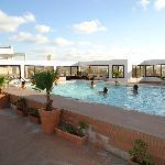 hotel's swimming pool