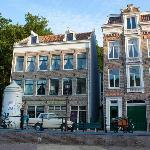 NEW: Amsterdam Jordaan houses