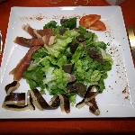 Salade Hôtel du Lauragais