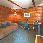 Cedar Kitchenette Living Room