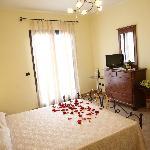 camera vista mare suite
