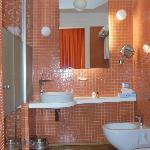 splendido bagno con doccia