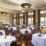 Grande Ballroom Banquet Setup
