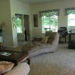 main room - Mauna Kea