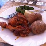 Canarian Chicken with Potatoes