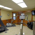 Archer House Exercise Roomw