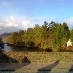 Lovely village and the Loch Ness