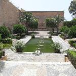 Alcazabar pond