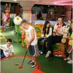 Caribbean Crazy Golf