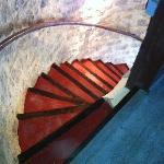L'escalier du Moulin