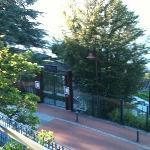 terrasse du pont