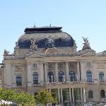 Opera House - Zurich, Switzerland