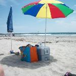 l'essentiel à la plage