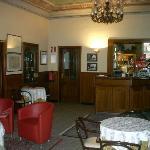 la sala reception