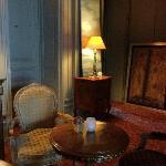Hôtel Le Manoir Epinal détail réception