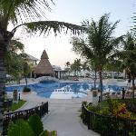 une des 5 piscine