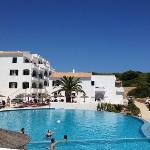 white sands beach club Minorca