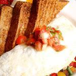 Egg White Florentine