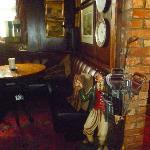 Pub at the Blue Bell Inn