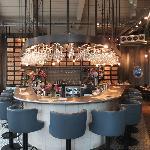 A real wine bar