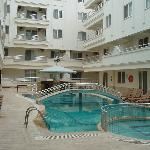The main pool