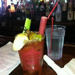 Bloody Mary Meal