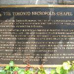 Toronto Necropolous