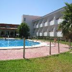 Photo de Hotel Pradillo Conil