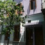 Exterior del Hostel