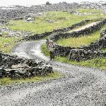 walking in Inisheer