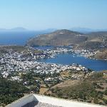 The Island of Patmos