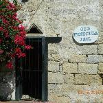 The old Temecula Jail house