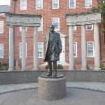 Thurgood Marshall Statue