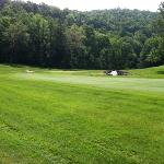 Cascades Golf Course at The Homestead